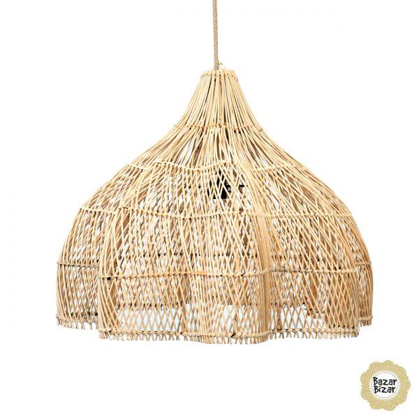 Whipped Lampe Boho Hängelampe M Bazar Bizar
