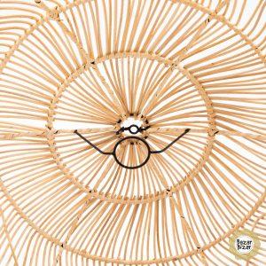 Paraguas Lampe Regenschirm Hängelampe Boho Bazar Bizar